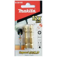 Бита PH2-50  2шт. Makita B-39160