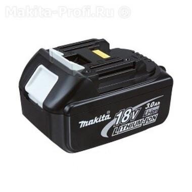 Аккумулятор Makita 194204-5 тип BL1830 (18В, 3 Ач, Li-ion) без упаковки