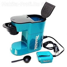 Аккумуляторный кофеварка 18 В Makita DCM500Z
