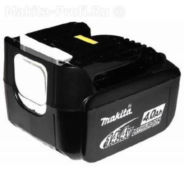 Аккумулятор BL1440 Makita 196386-9 (14,4 В, 4.0 Ач, Li-ion) без упаковки