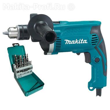 Дрель ударная Makita HP1630KX2 фото