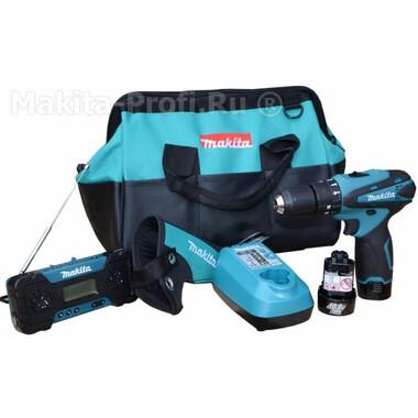 Набор инструментов Makita DK1200 фото