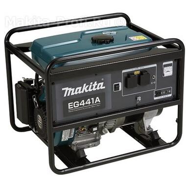 Бензогенератор Makita EG 441A