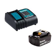 Аккумулятор BL1830B + зарядное устройство DC18SD Makita 191A23-6