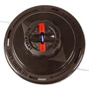 Триммерная головка полуавтоматическая, M10x1,25LH, диаметр лески 3 мм Makita 382224300