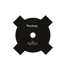 Нож 4-х зубый Makita 362224140 (для EBH253U/EM2500U/EM2600U)