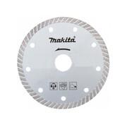 Диск алмазный сплошной Standard Makita B-28014 (125х22.23/20мм, для сухого реза, для стр. материалов)