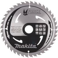 Диск пильный Makita B-31348 (M-Force, 210х30х2.3 мм, 24зуб по дереву)