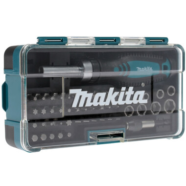 Набор бит и торцевых головок 47 шт. Makita B-28612 фото