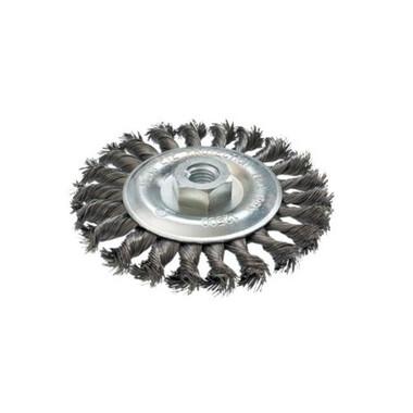 Щетка проволочная дисковая (d125 мм, толщ. проволоки 0,5 мм, M14x2) Makita D-29577 фото