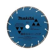 Диск алмазный сегментный Economy Makita D-41757 (230х22,23 мм, сух. рез для бетона)