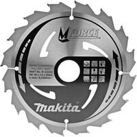Диск пильный Makita B-31239 (M-Force, 185х30х2 мм, 24 зуб, по дереву)
